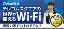 世界で使えるFi-Fi